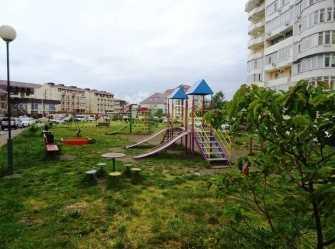 Париж 2х-комнатная квартира в Лазаревском