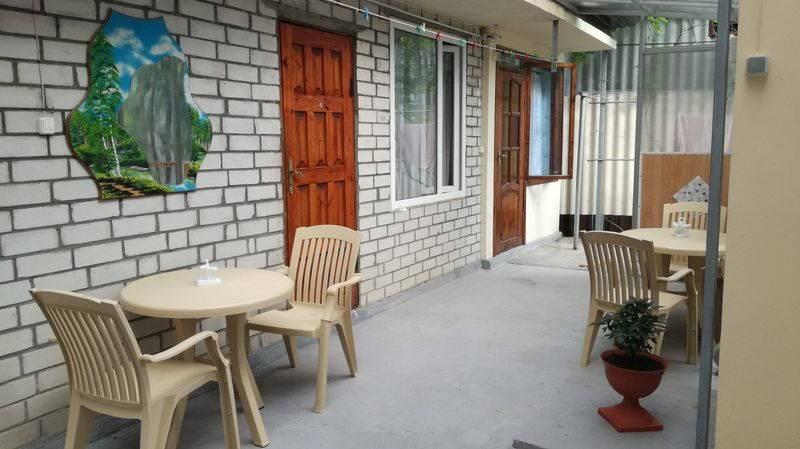 Два шага до моря дом под-ключ в Лазаревском