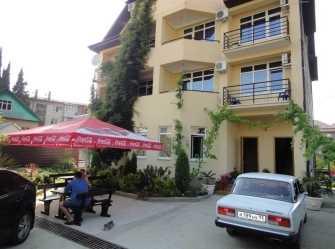 Альмира мини-гостиница в Лоо