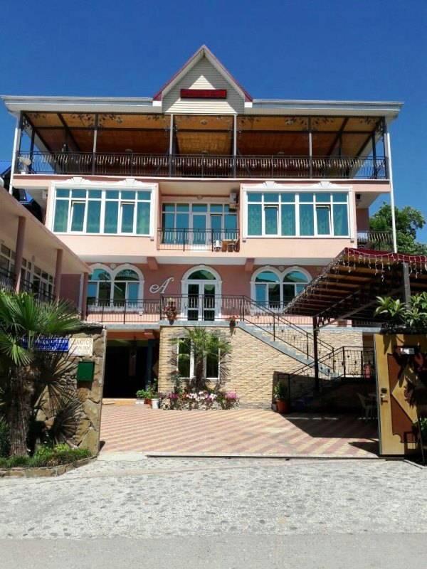 АМАЛИЯ гостевой дом в Вардане