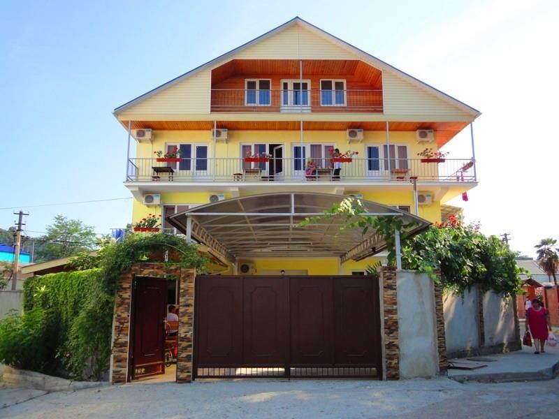 Семейный очаг гостевой дом в Вардане