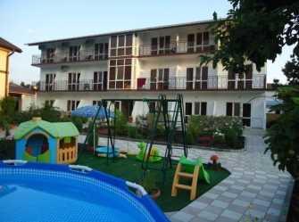Алмаз гостевой дом в Вардане