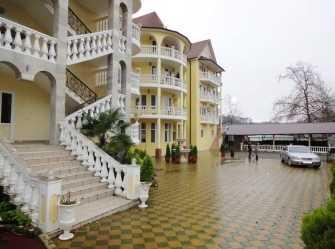 ЛиДиАнна гостевой дом в Вардане
