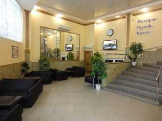 Одиссея гостиничный комплекс в Туапсе