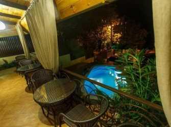 Gold House гостиница в Туапсе