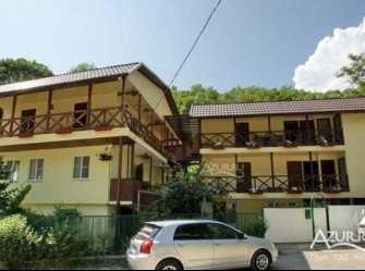 Терраса гостевой дом в Туапсе