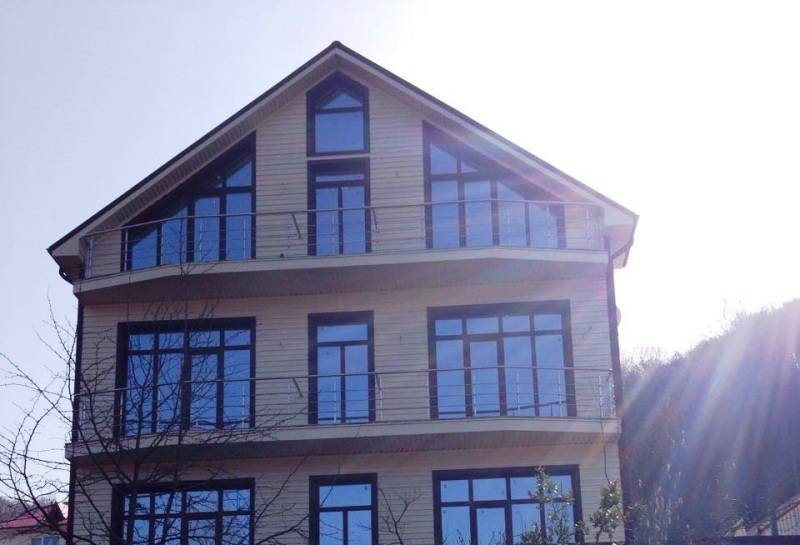 Черноморье гостевой дом в Агое