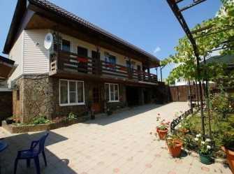 Киркоров Сити гостевой дом в Агое