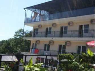 Олимп гостевой дом в Дедеркой