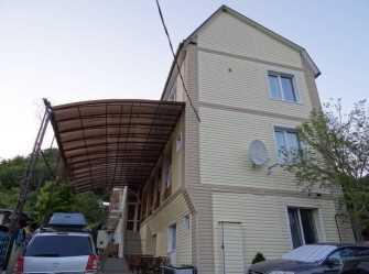Премьер гостевой дом в Дедеркое