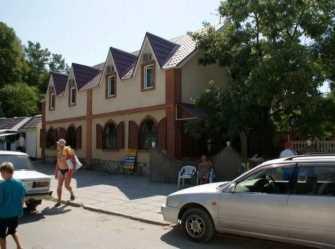 Прибой гостиница в Дедеркое