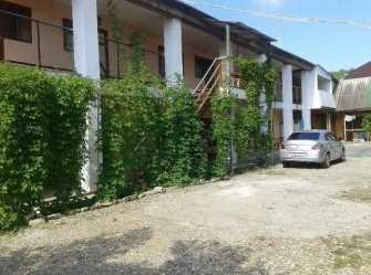 Эйрена гостевой дом в Джубге