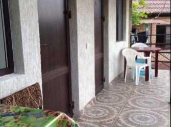 Наш дворик гостевой дом в Джубге