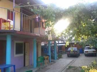 Солнечный гостевой дом в Джубге