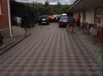 Дарина гостевой дом в Джубге