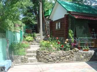 Green House частный сектор в Джубге