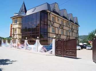 Гостеев гостиница в Джубге