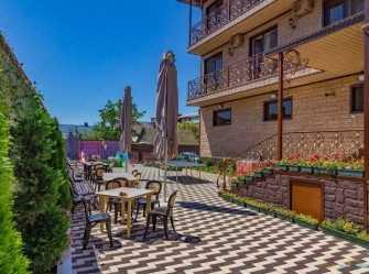 ВИЛЛА СОЛНЦА гостиница в Джубге