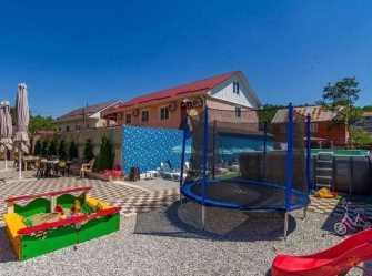 ВИЛЛА СОЛНЦА гостиница в Джубге - Фото 4