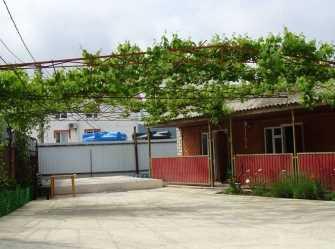 Панорама частный сектор в Лермонтово