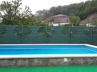 Зеленая жемчужина гостевой дом в Лермонтово