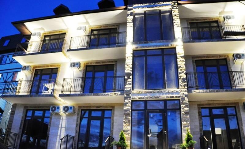 Маленькая Италия отель в Лермонтово