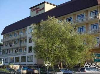 Golden Resort гостиница в Новомихайловском