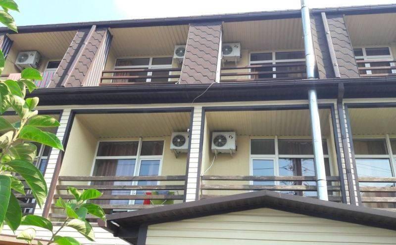Фрау Марта гостевой дом в Новомихайловском