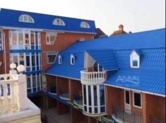 Кавказ гостиница в Ольгинке
