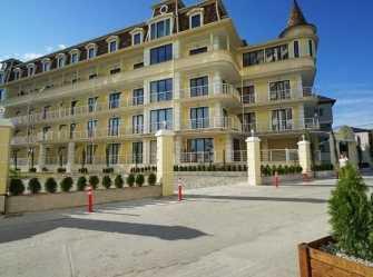 GRAND-SHATO отель в Ольгинке