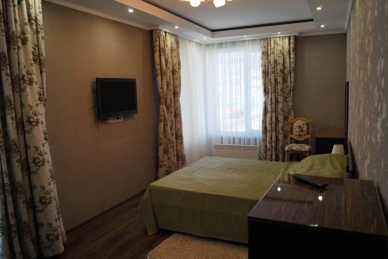 1-комнатная квартира ЖК Звездный 7/41 кв 9 в Ольгинке