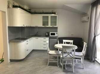 Квартира-студия ЖК Горизонт 57 кв 65 в Ольгинке