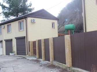 Дом под-ключ Черноморская в Ольгинке