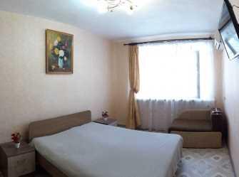Квартира у Золотого пляжа