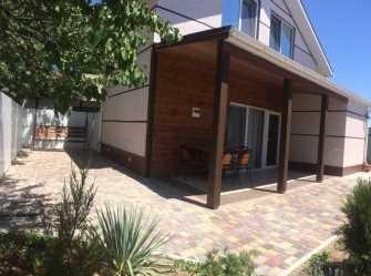 Отдельный дом со своим двором