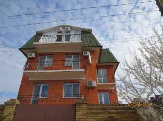 Дом под ключ, два этажа до 10 человек