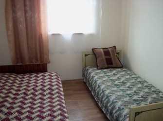 Блок на две комнаты