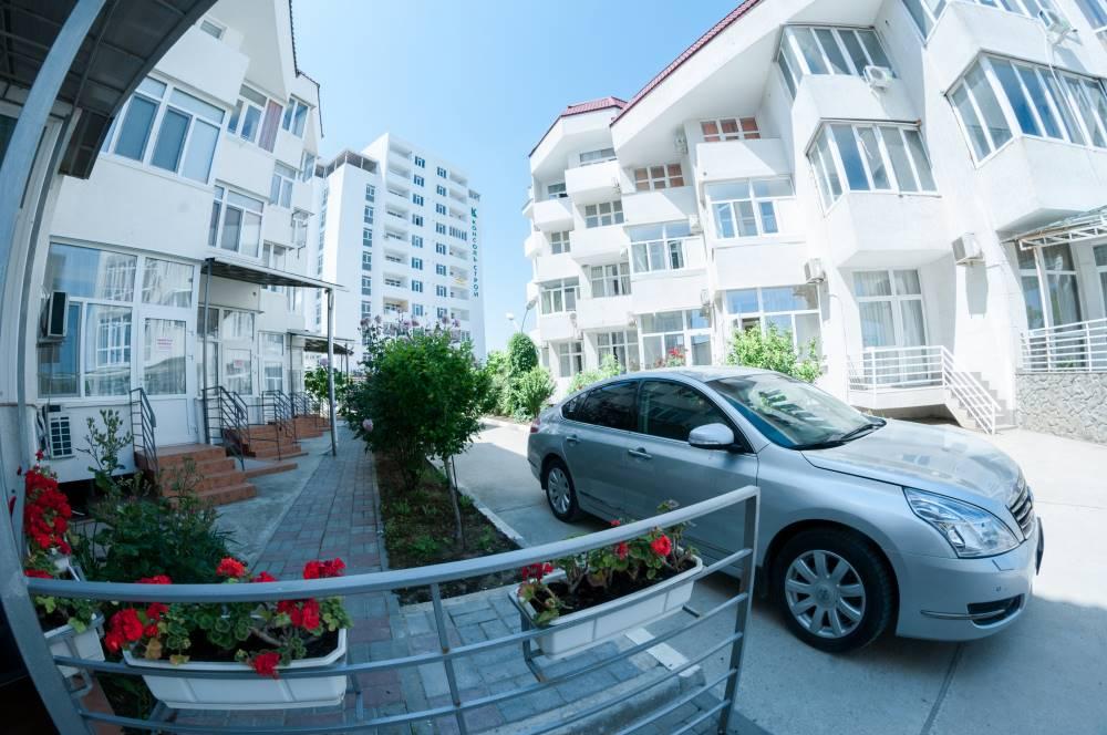 Апартаменты на Черноморской набережной