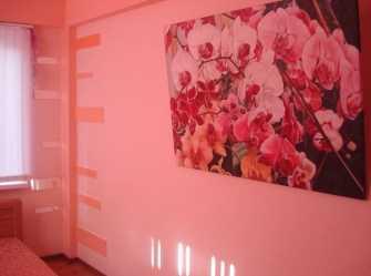 Первый этаж частного дома в Кастрополе. Беседка, мангал.