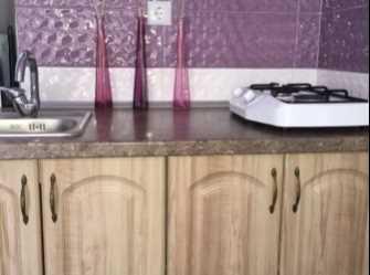 Студия с кухней, балконом. Терраса с мангалом. - Фото 4