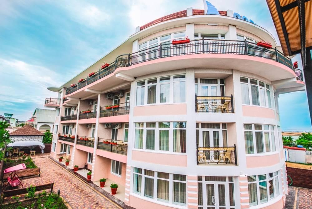 Современный отель на 30 номеров