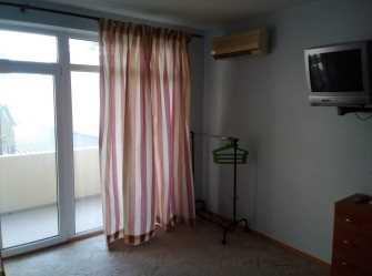 Однокомнатный двухместный 3этаж.