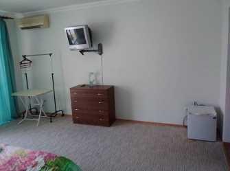 Однокомнатный двухместный 4этаж