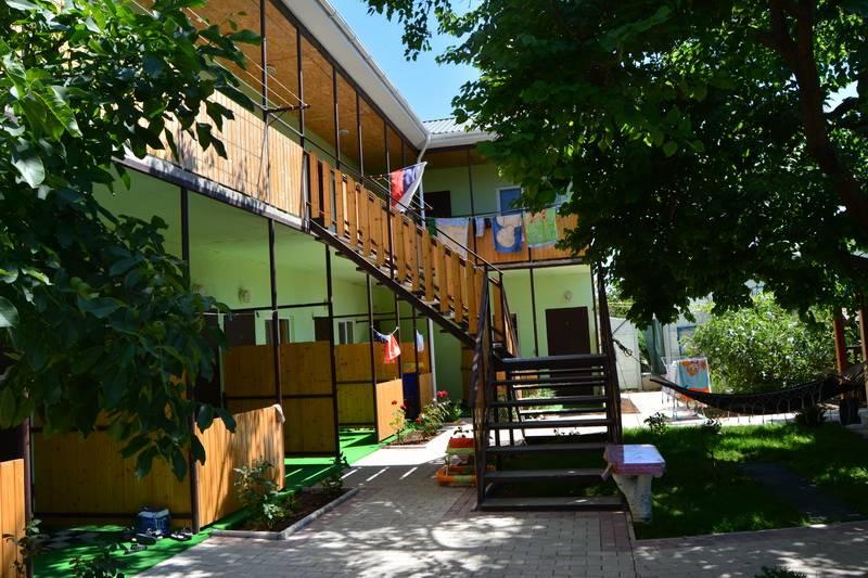 Мини-гостиница под Севастополем на 8 номеров