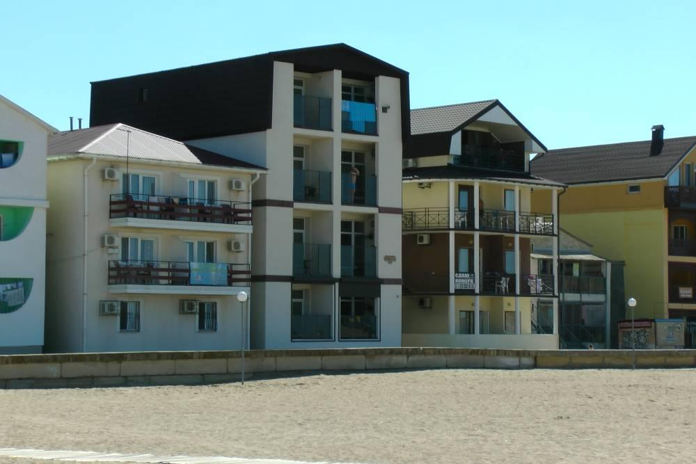 """Гостевой дом  с видом на море на базе отдыха """"Прибой"""""""
