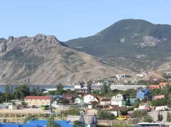 Двухместный с видом на горы