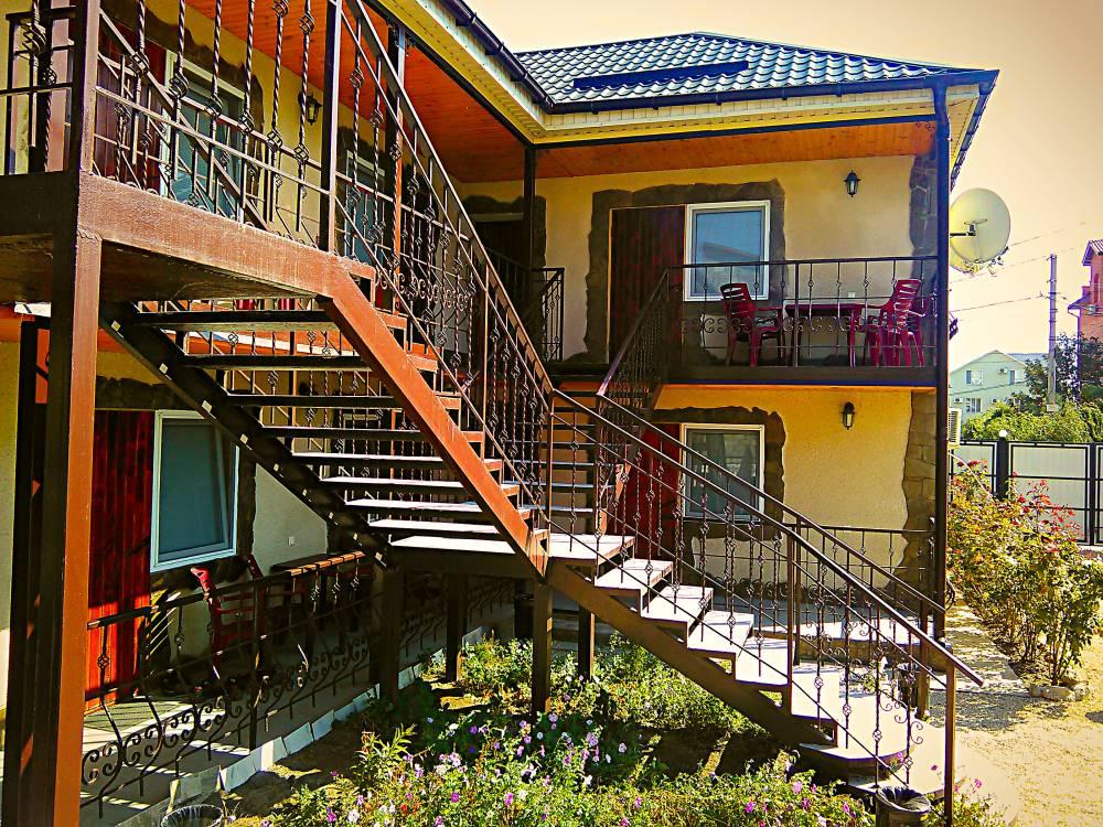 Гостевой дом у Золотого пляжа