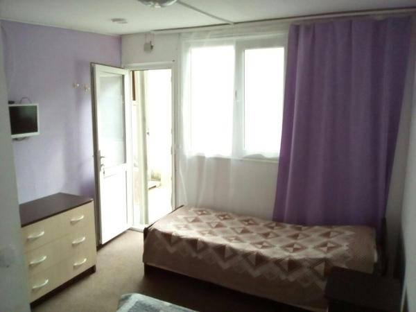 Двухместный номер с двумя раздельными кроватями с удобствами