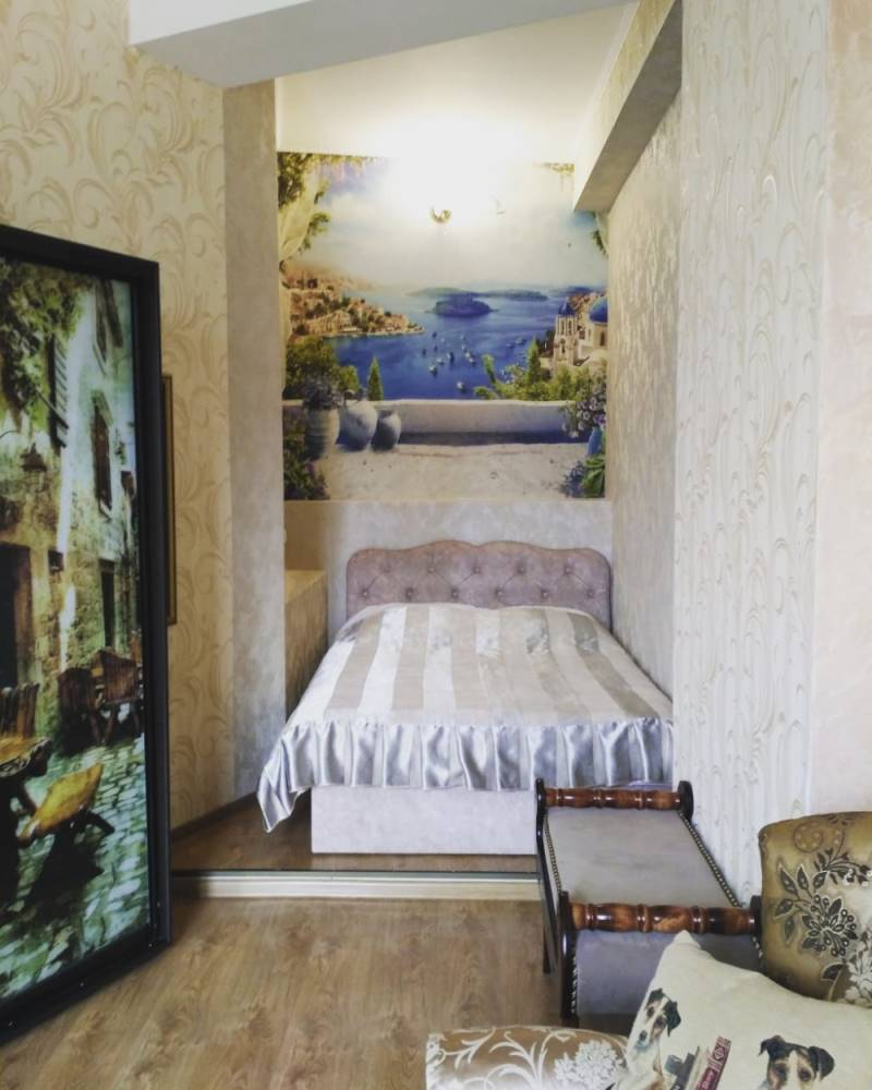 Апартаменты на Пушкинской Аллее 3 этаж