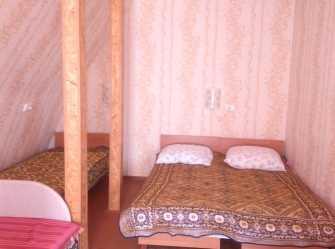 Комната №1 на 2-м этаже